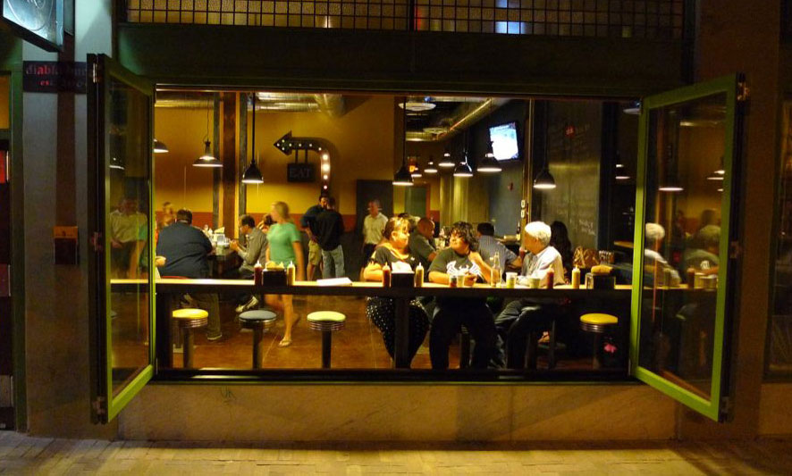Home Diablo Burger An Arizona Local Foods Based Burger Joint